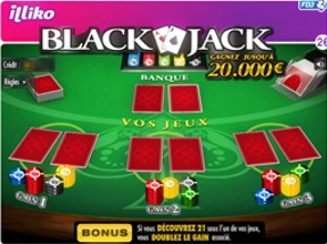 Blackjack cover